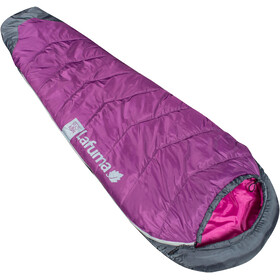 Lafuma Yukon 5° Sleeping Bag plum